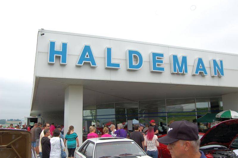 Haldeman Ford Kutztown >> Mustang Club of Central PA